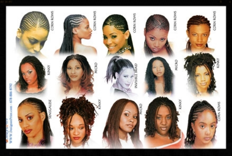 Services Bebe African Braiding